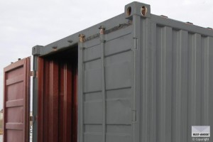 cold galvanizing treatment port harbour metal container