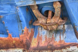 treatment against rust for boat
