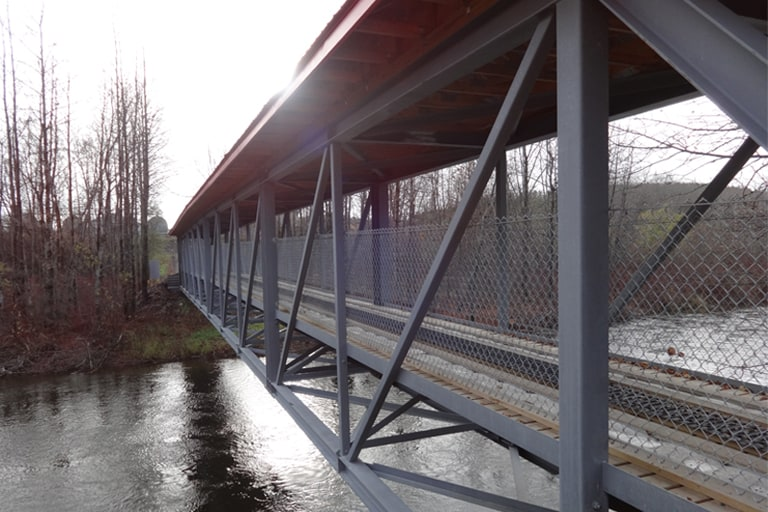 Cold galvanization for bridges and metal structures